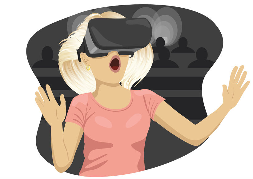 Virtual Reality as a Video Trend in 2018