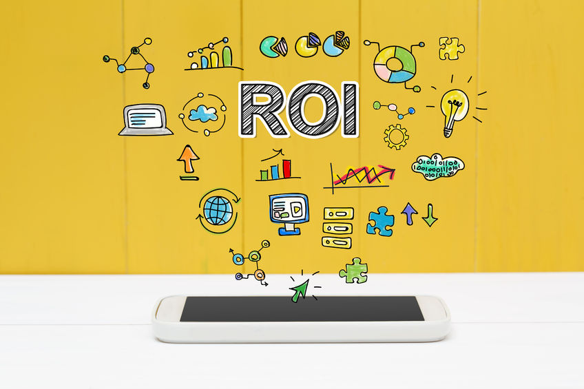 Mobile Marketing ROI in 2018